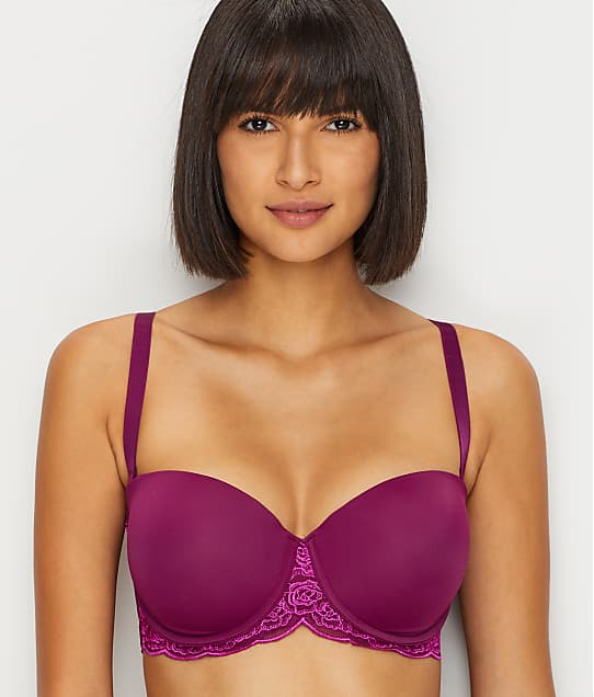 95f09165e3 Maidenform Love The Lift Push-Up Strapless Bra