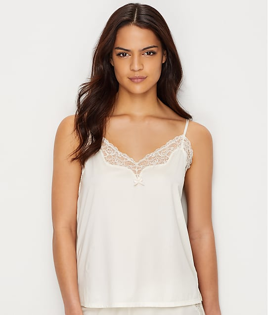 Maidenform: Satin and Lace Cami Sleep Top
