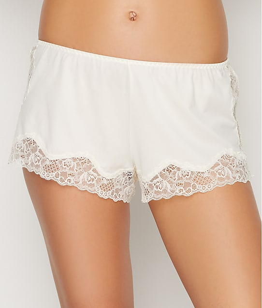 Maidenform: Satin & Lace Sleep Shorts