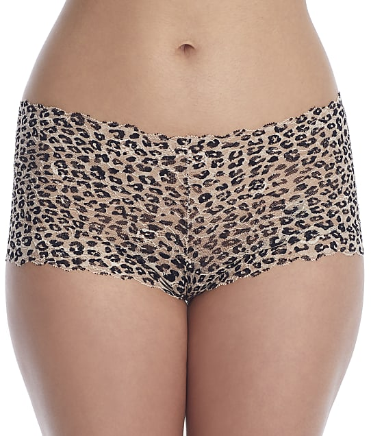 Maidenform Sexy Must Have Lace Boyshort in Animal Print DMCLBS