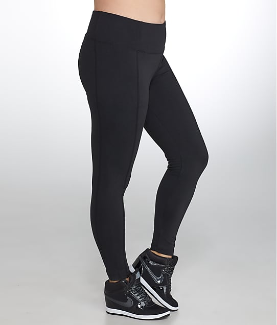 Marika Curves: Plus Size High Rise Slimming Leggings
