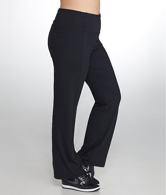 Marika Curves: Plus Size High Rise Slimming Athletic Pants