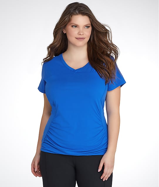 Marika Curves: Plus Size Elizabeth Slimming Tee