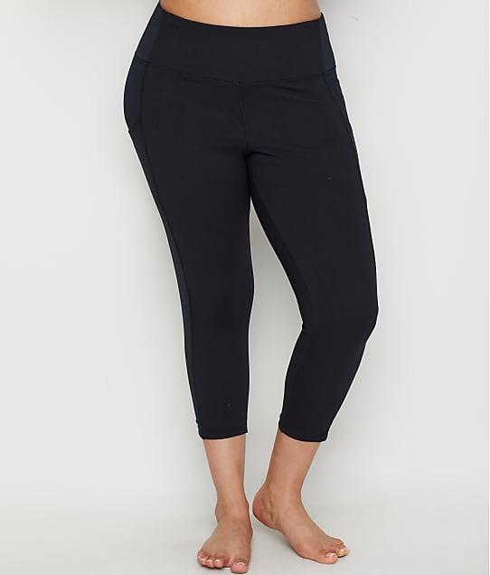 e6b3ef3dc06274 Marika Curves Plus Size Hunter High Rise Slimming Capri | Bare ...
