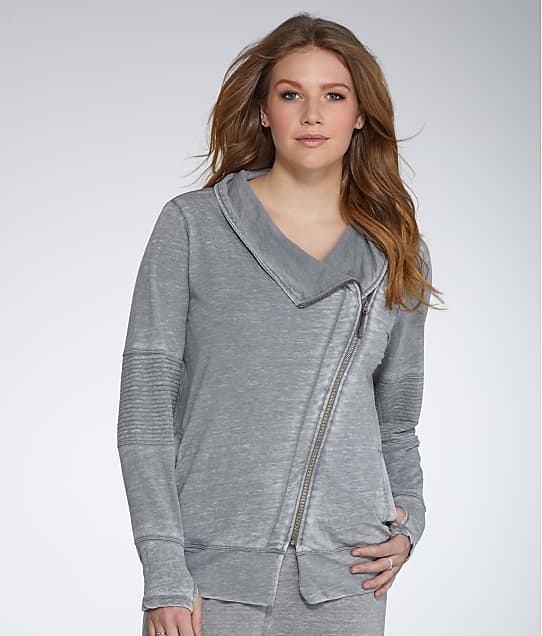 Marika Curves: Plus Size Quilted Jacket