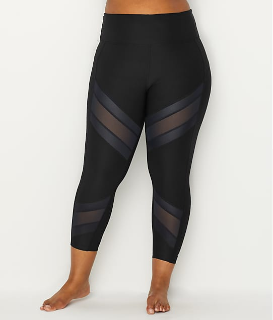 Marika Curves: Plus Size Lux Ankle Leggings