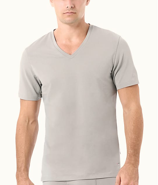 Naked: Silver T-Shirt