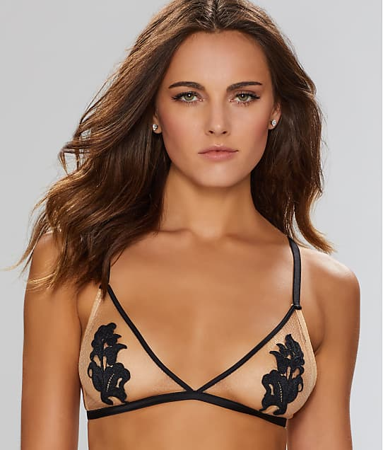 Mimi Holliday: Toffee Triangle Bralette