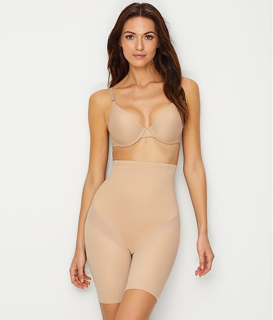Miraclesuit Cool Choice Firm Control Thigh Slimmer in Nude 2409