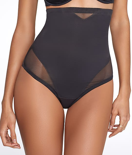 Miraclesuit: Sexy Sheer Extra Firm Control High-Waist Thong