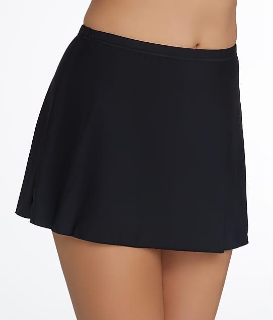 Miraclesuit: Solid Skirted Bikini Bottom