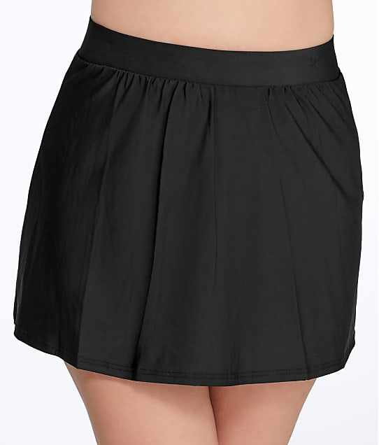 Miraclesuit: Plus Size Skirted Bikini Bottom