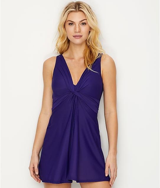Miraclesuit: Must Have Marais Wire-Free Swim Dress