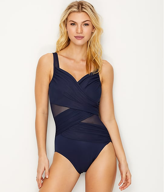 Miraclesuit: Solid Madero One-Piece