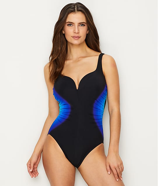 Miraclesuit: Gulfstream Temptress Wire-Free One-Piece DD-Cups