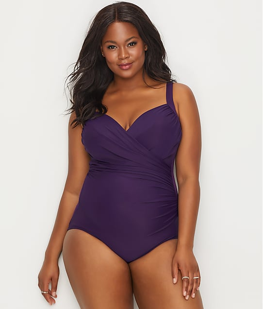 Miraclesuit: Plus Size Sanibel One-Piece