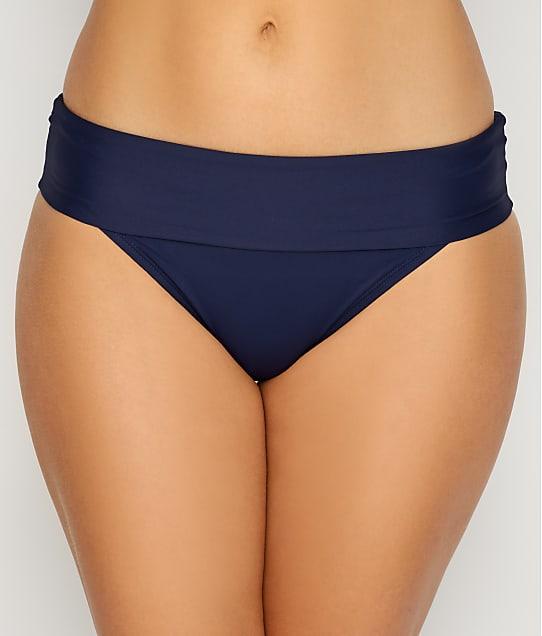 Miraclesuit: Solid Fold-Over Bikini Bottom
