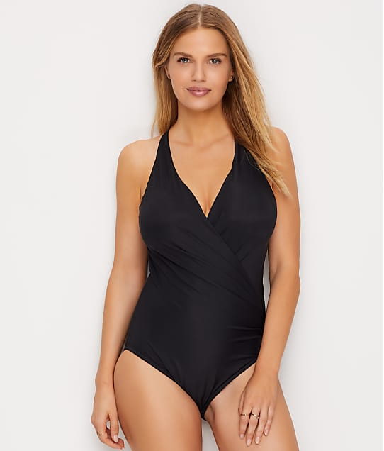 Miraclesuit: Rock Solid Wrapsody One-Piece