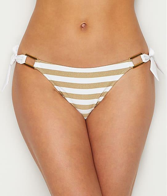 Miss Mandalay: Blondelle Side Tie Bikini Bottom