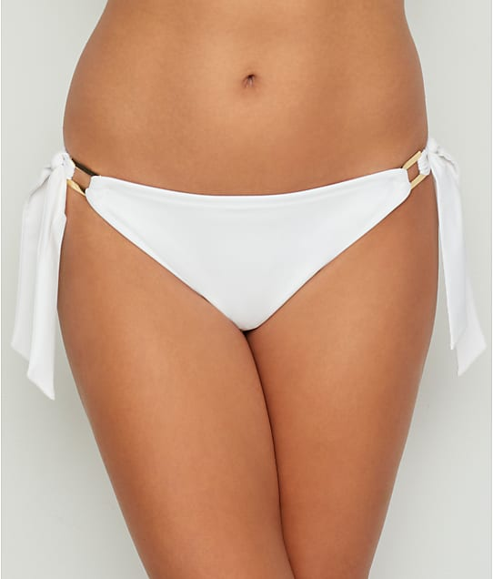 Miss Mandalay: Boudoir Beach Side Tie Bikini Bottom