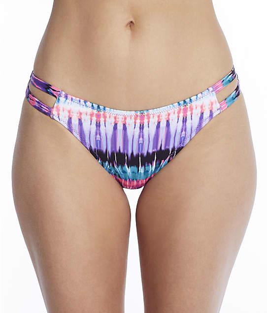 Miss Mandalay The Hills Bikini Bottom in Purple HIL02PBB-S20