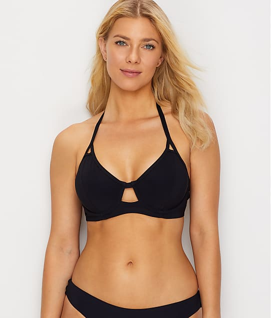 Miss Mandalay: Icon Halter Bikini Top