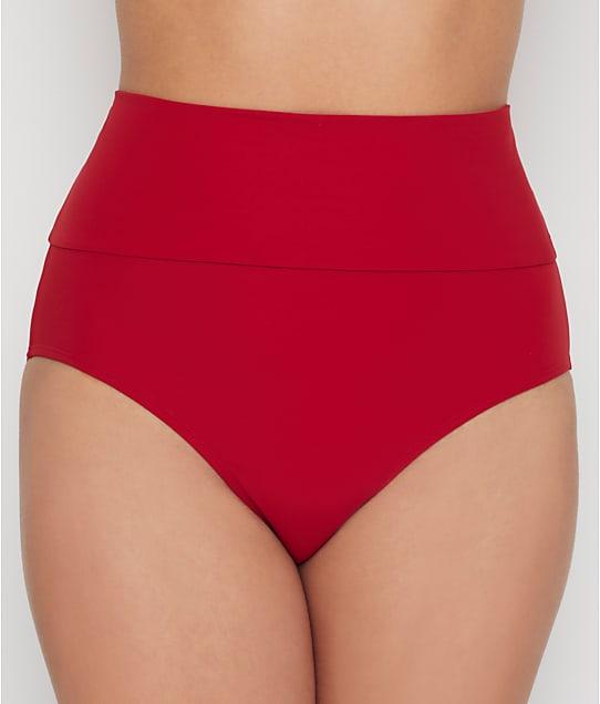 Miss Mandalay: Icon High-Waist Fold-Over Bikini Bottom