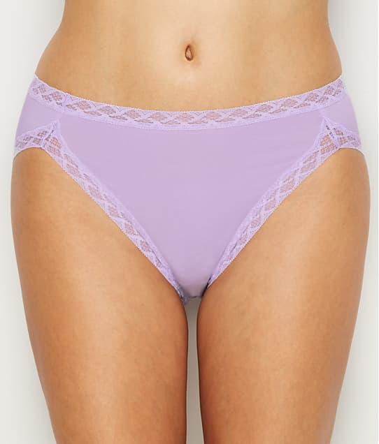 Natori: Bliss Cotton French Cut Bikini