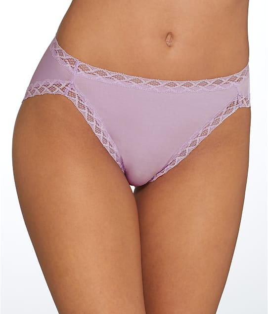 Natori: Bliss Cotton French Cut Brief