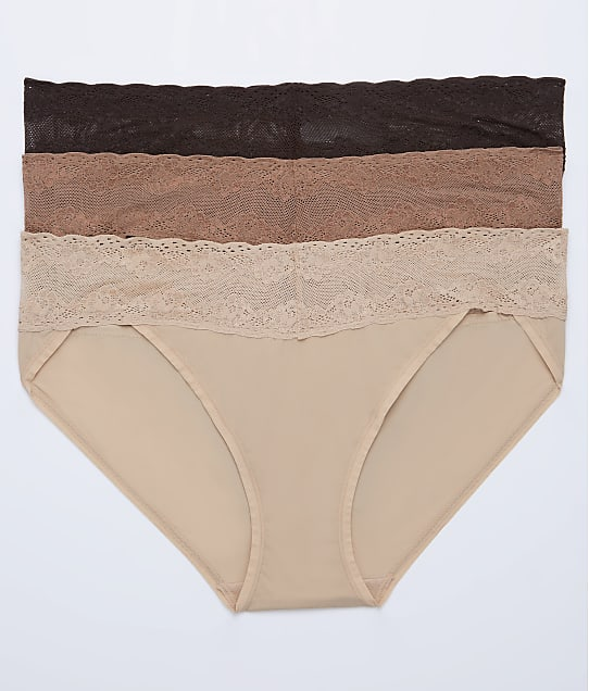 Natori: Bliss Perfection V-Kini 3-Pack