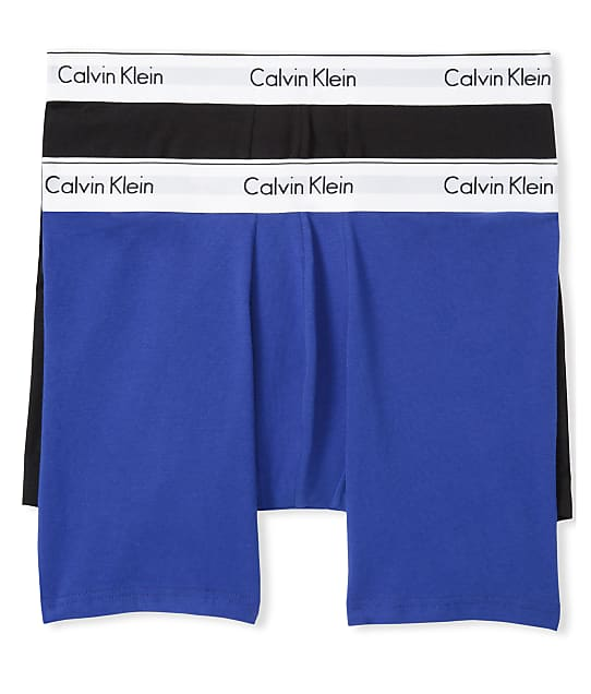 Calvin Klein: Modern Cotton Stretch Boxer Brief 2-Pack