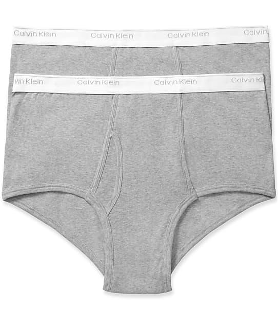 Calvin Klein: Big & Tall Brief 2-Pack