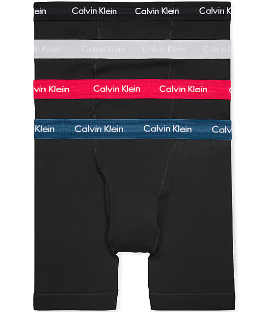 Calvin Klein: Cotton Classic Boxer Brief 4-Pack