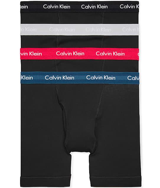 Calvin Klein: Cotton Classic Boxer Brief 4-Pack