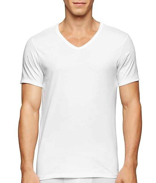 Calvin Klein: Slim Fit Cotton T-Shirt 3-Pack