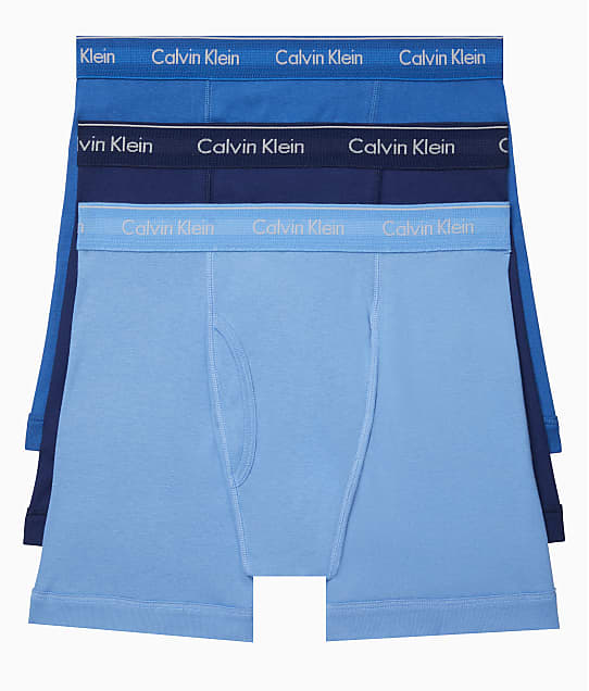Calvin Klein: Cotton Classics Boxer Brief 3-Pack