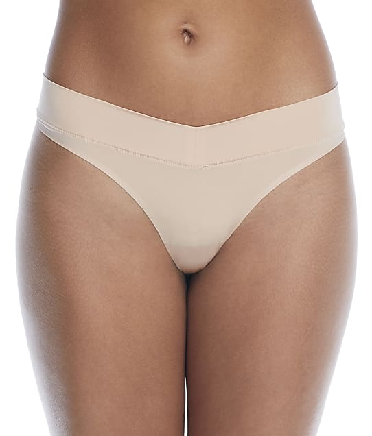 NearlyNude The Naked V-Cut Thong in Nectar(Front Views) RN70009