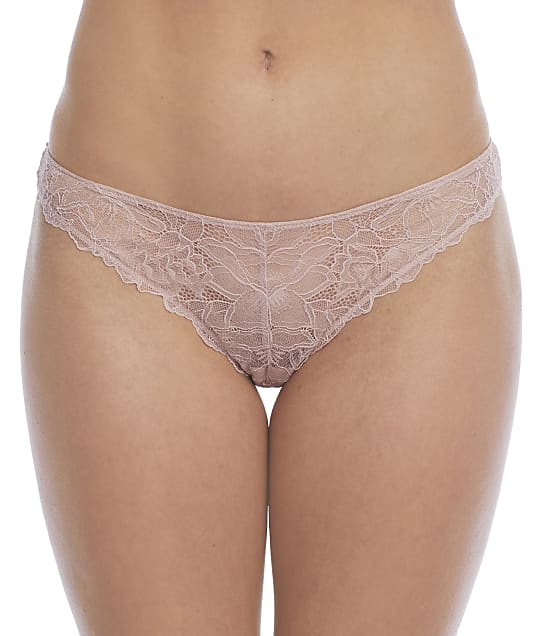 NearlyNude The Poppy Lace Cheekini in Pale Mauve(Front Views) RN70012
