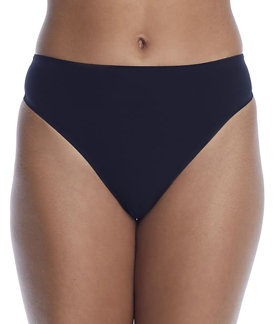 NearlyNude Flex Fit Light Control Shine Thong in Midnight(Full Sets) RNN023
