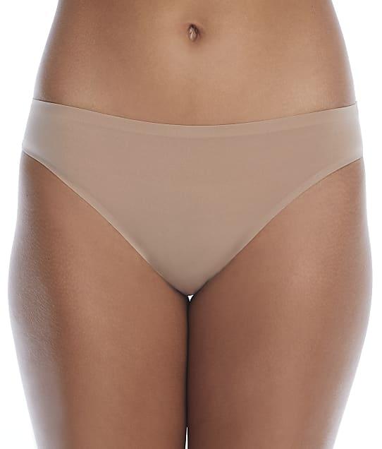 NearlyNude Flexible Fit Shine Bikini in Mocha(Front Views) RNN024