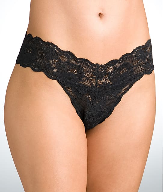 Cosabella: Never Say Never Bootie Lace Thong