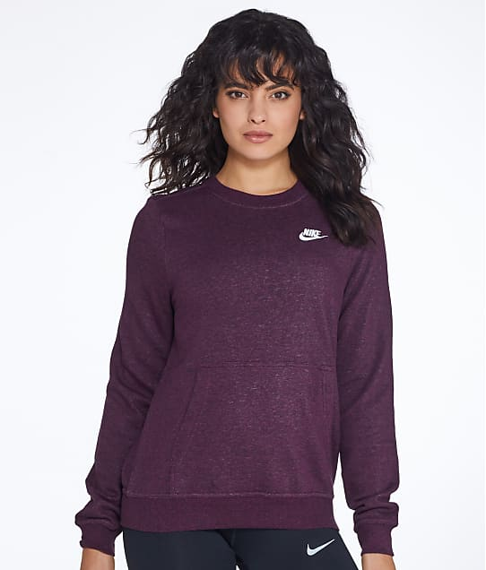 Nike: Fleece Sweatshirt