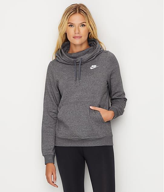 best website 7756c 92499 Nike Funnel Neck Fleece Hoodie