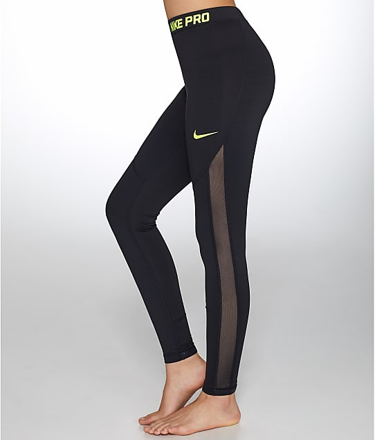 Nike: Pro Hyperwarm Stirrup Leggings
