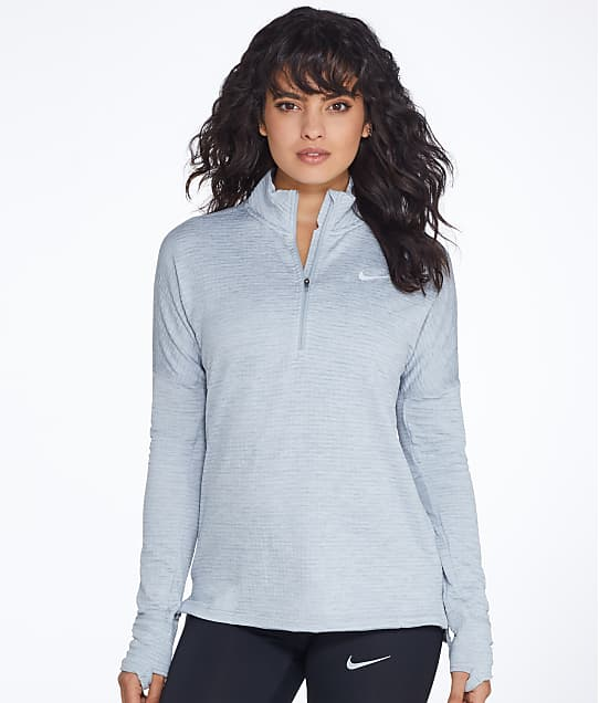 Nike: Therma Element Dri-FIT Half-Zip Pullover