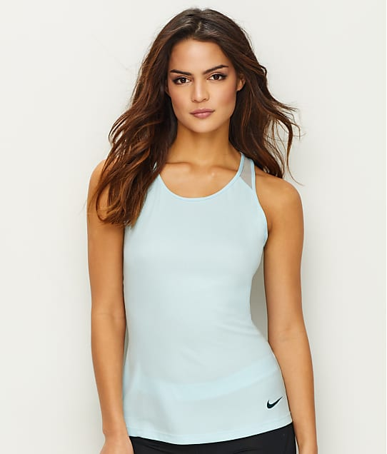 Nike: Stylized Athletic Tank