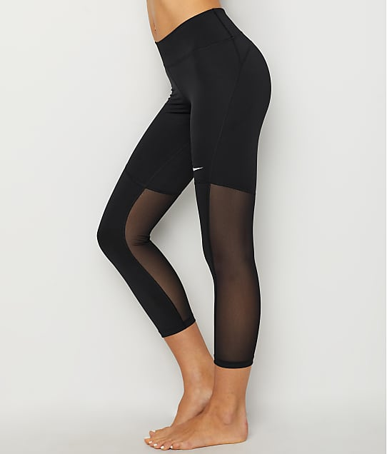Nike: Dri-FIT Fly Victory Cropped Leggings