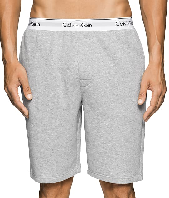 Calvin Klein: Modern Cotton Knit Sleep Shorts