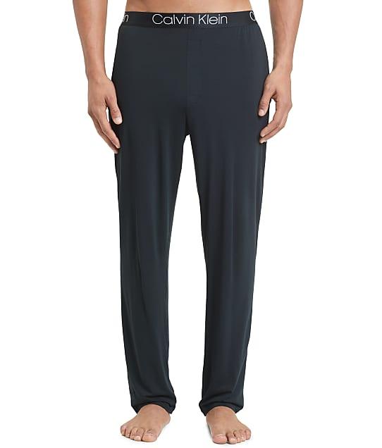 Calvin Klein Ultra-Soft Modal Lounge Pants in Black NM1662