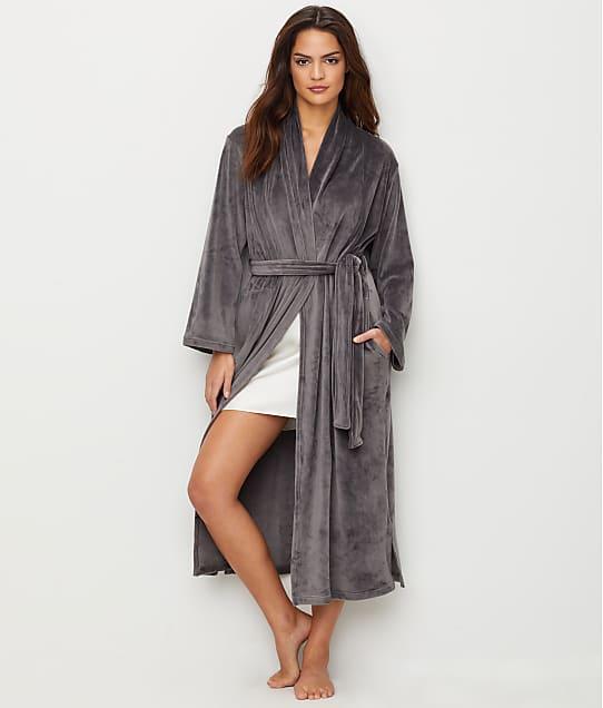 N Natori Velour Robe Sleepwear BC4114 at BareNecessities.com